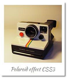 Kako Napraviti Polaroid Efekat Slika uz Pomoc CSS3