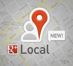 Google plus local business
