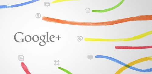 Google plus stranica