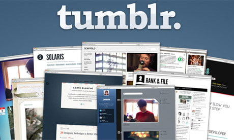 tumblr-mikroblog