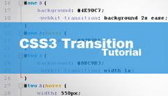 Kako Koristiti Transition Svojstvo u CSS3