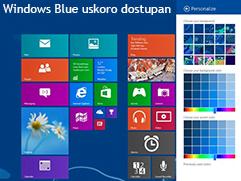 Windows Blue Uskoro Dostupan na Tržištu