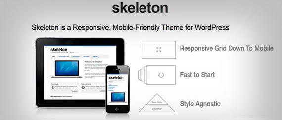 skeleton-css-framework