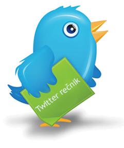 Twitter Rečnik