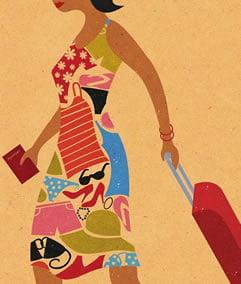 Smislene Uredničke Ilustracije od John Holcroft-a