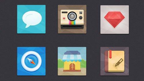34-flat-icons-freebie
