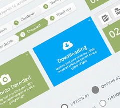 Free download: Besplatno Super UI Kit