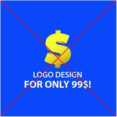 Kako Ne Dizajnirati Logo
