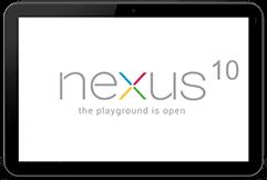 Google Nexus 10 Uskoro u Prodaji