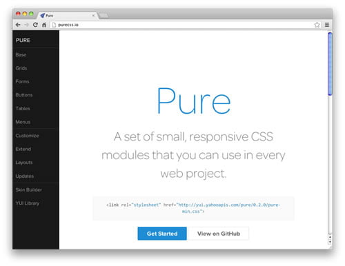 pure-css