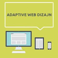 Adaptive Web Dizajn