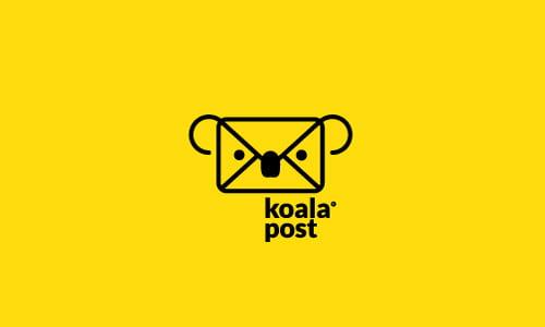 Koala-post