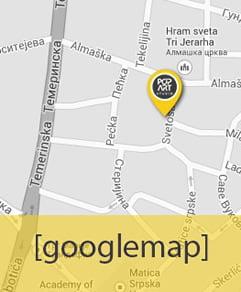 Kako Dodati Google Mapu u WordPress bez Plugina?