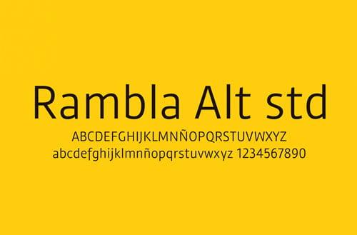 Rambla Alt STD