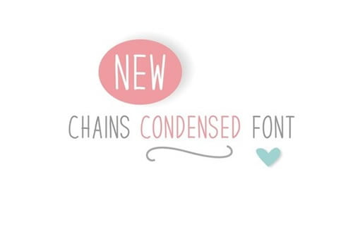 chains condesed