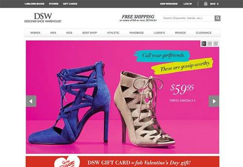 primer uspesnog online shopa