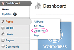 Objašnjenje WordPress Kategorija i Tagova