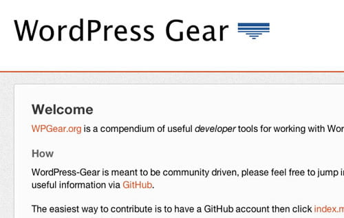 wordpress-gear