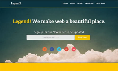 free-wordpress-theme-Legend