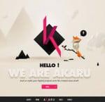 poligonalni stil u web-dizajnu