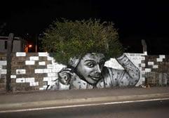 28 Street Art Radova koji se Savršeno Uklapaju u Okruženje