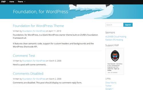 foundation-for-wordpress