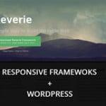 Razvoj WordPress Tema Upotrebom Responsive Frameworka
