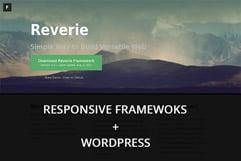 Razvoj WordPress Tema Upotrebom Responsive Framework-a