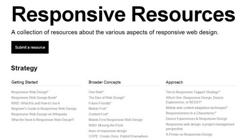 responsive-web-design-resources