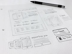 Difference Between Wireframes and Prototypes