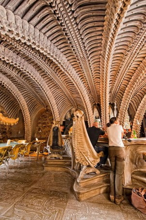 Najbolji Svetski Dizajn Enterijera Restorana i Kafića