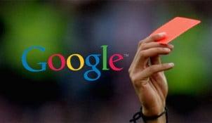 Kada Google kažnjava