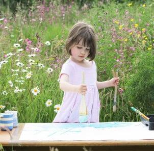Autistična Devojčica sa 5 godina crta neverovatna umetnička dela