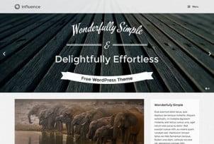 Najbolje Besplatne WordPress Teme – Septembar 2014