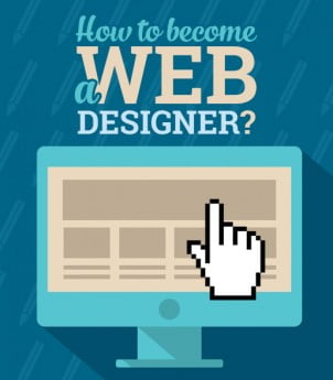 How to become a web designer?