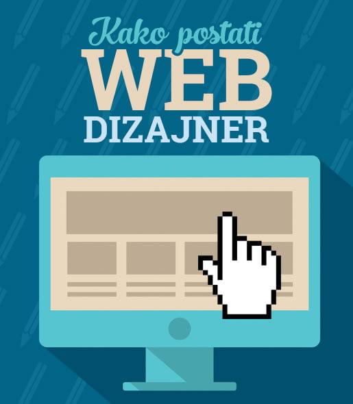 Kako postati web dizajner?