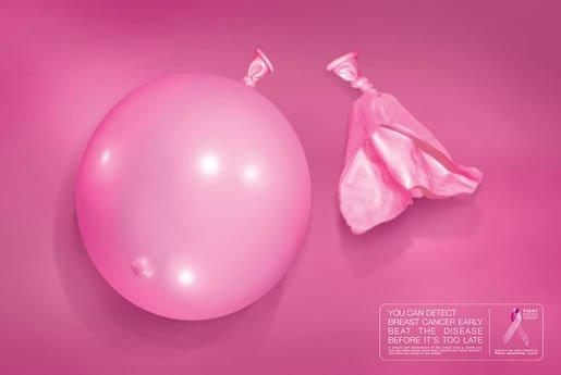 Obavezno Proveravajte Vaše Grudi! Inspirativne Reklame o Povećanju opšte Svesti o Raku Dojke