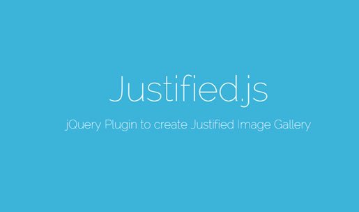 Justified.js