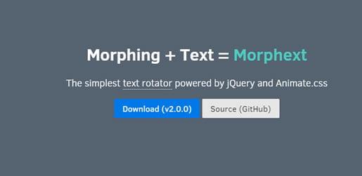Morphext