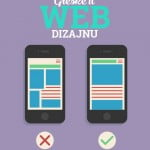 greske u web dizajnu