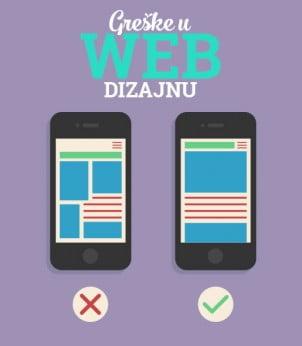 Greške u web dizajnu