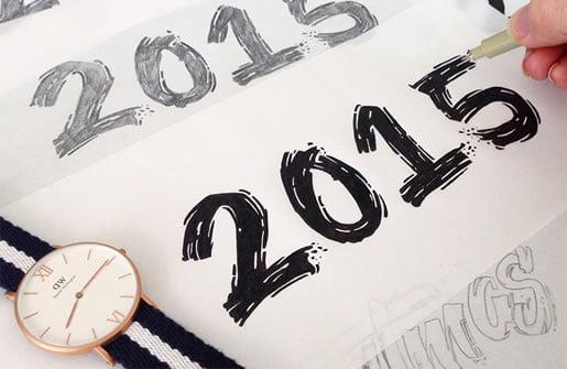 tipografija u 2015