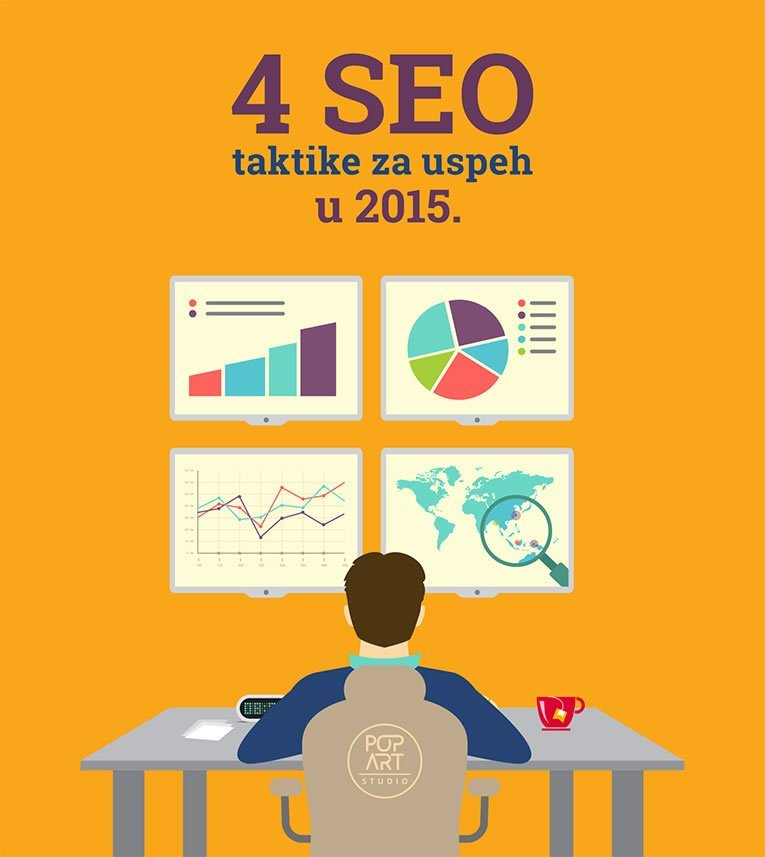 4 SEO taktike za uspeh u 2015
