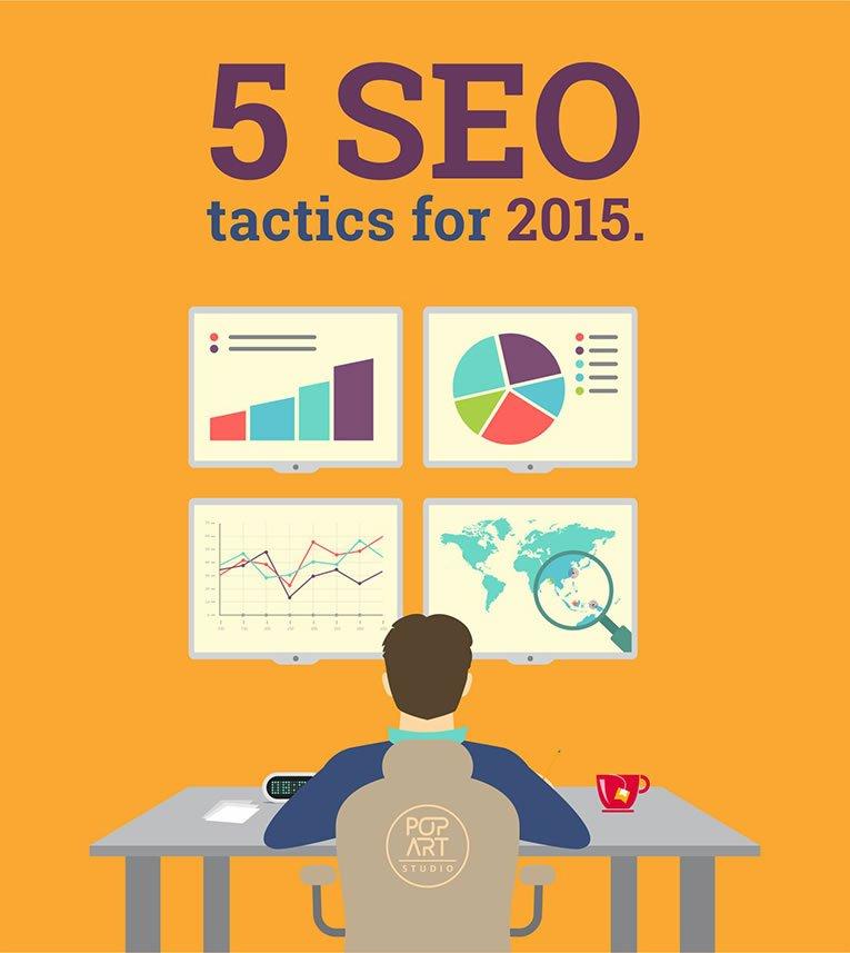5 seo tactics for 2015