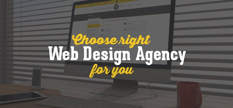 Choose right Web Design Agency for you