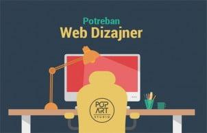 Potreban Web Dizajner