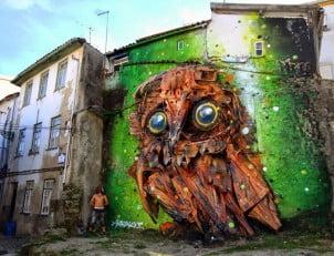 24 Najpopularnijih uličnih grafita iz 2014. godine