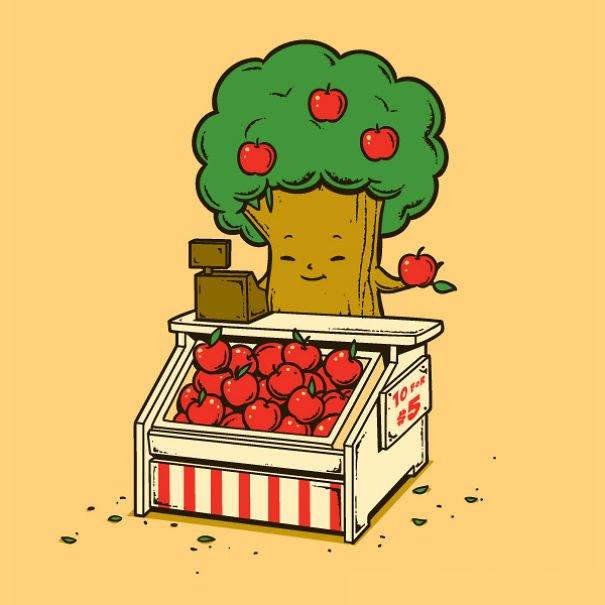 ilustracije-tajnih-zivota-hrane-i-pica-01
