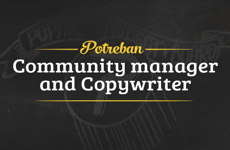 PopArt Studiju potreban Community Manager I Copywriter