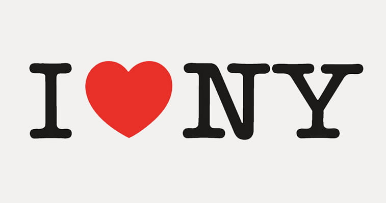 glaser i heart new york 1977 logo